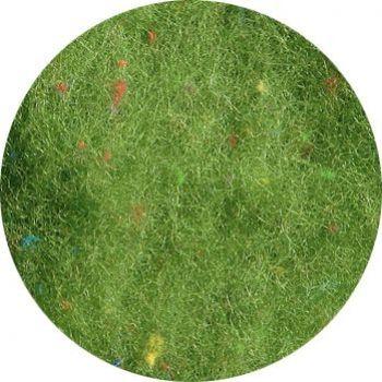 Új zélandi merinó színes pöttyökkel világos zöld 27 micron